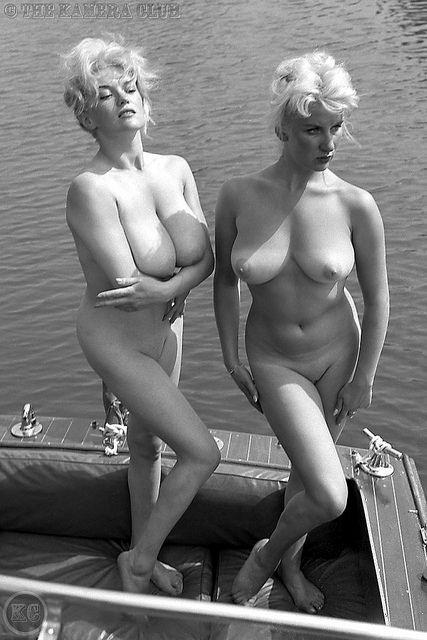 Paula posing nude