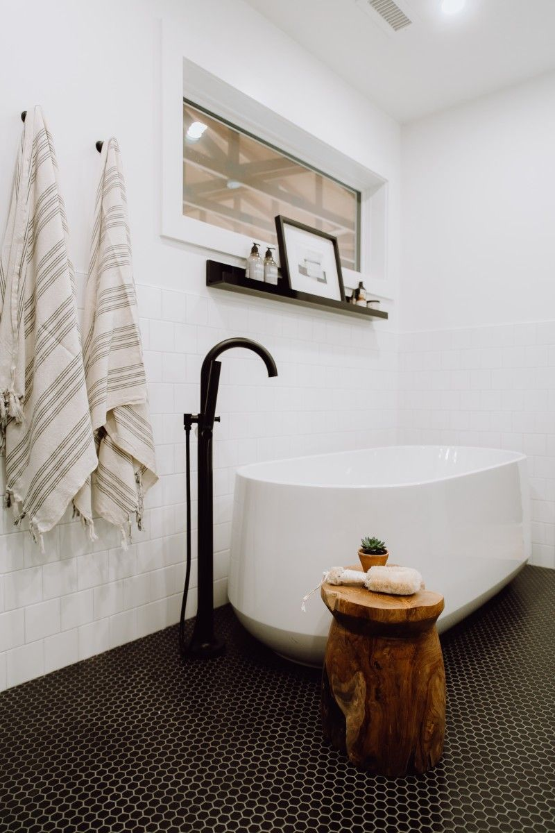 Tour A Winnipeg Before And After Inspired By Scandinavian Design Bathroom Decor Bathroom Styling Home Decor