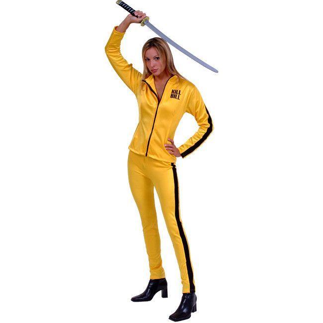 Adult Kill Bill Costume
