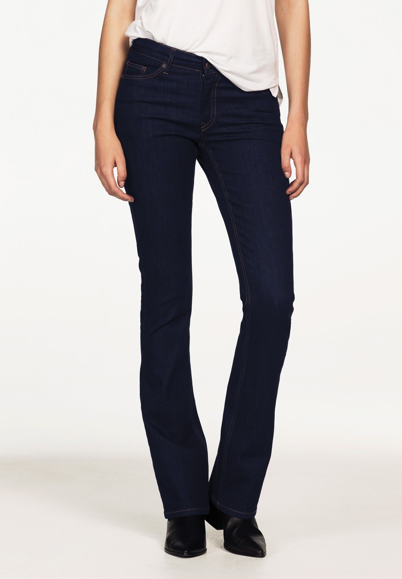 b995b5b65f0 Bootcut Jeans by ellos - Women s Plus Size Clothing