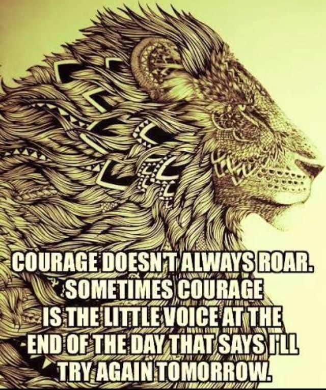 Gym Quote I Will Always Rise Back Up And I Ll Be: Lion Tattoo, Bohemian Art