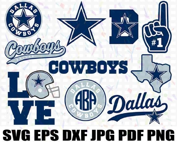 Download Dallas Cowboys svg, football, nfl svg football, nfl team ...