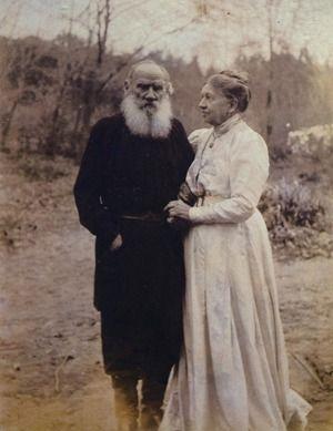 Lev Tolsztoj és Szofja Tolsztoj (Forrás: biography.com)