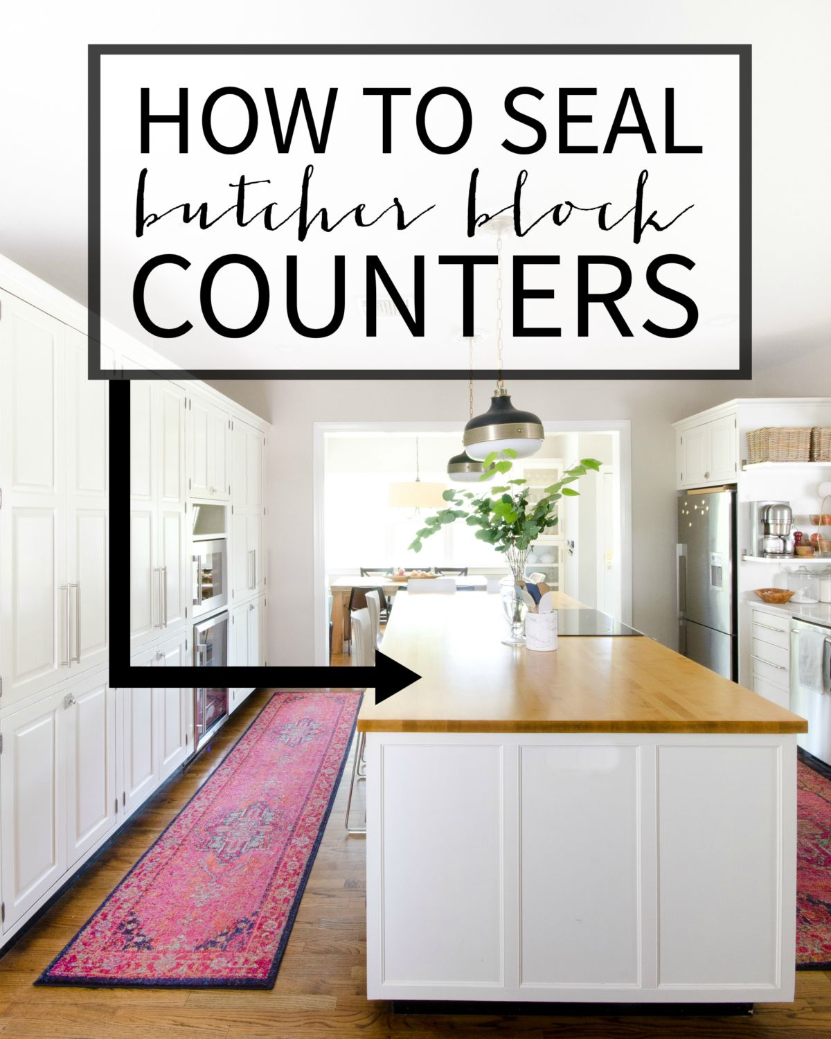 How to Seal Butcher Block Counters The Chronicles of