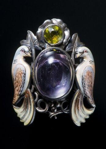 SPUR.JP NEWS:「橋本コレクション指輪」展(神々の時代から現代まで―時を超える輝き)が国…|SPUR(シュプール)