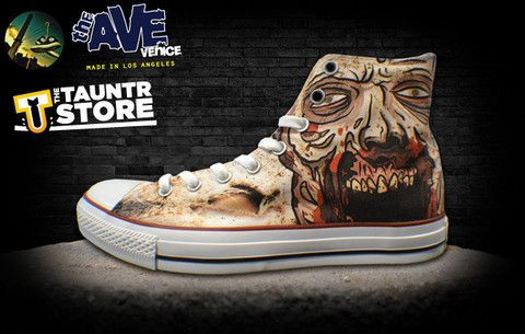 Walking Dead COnverse!