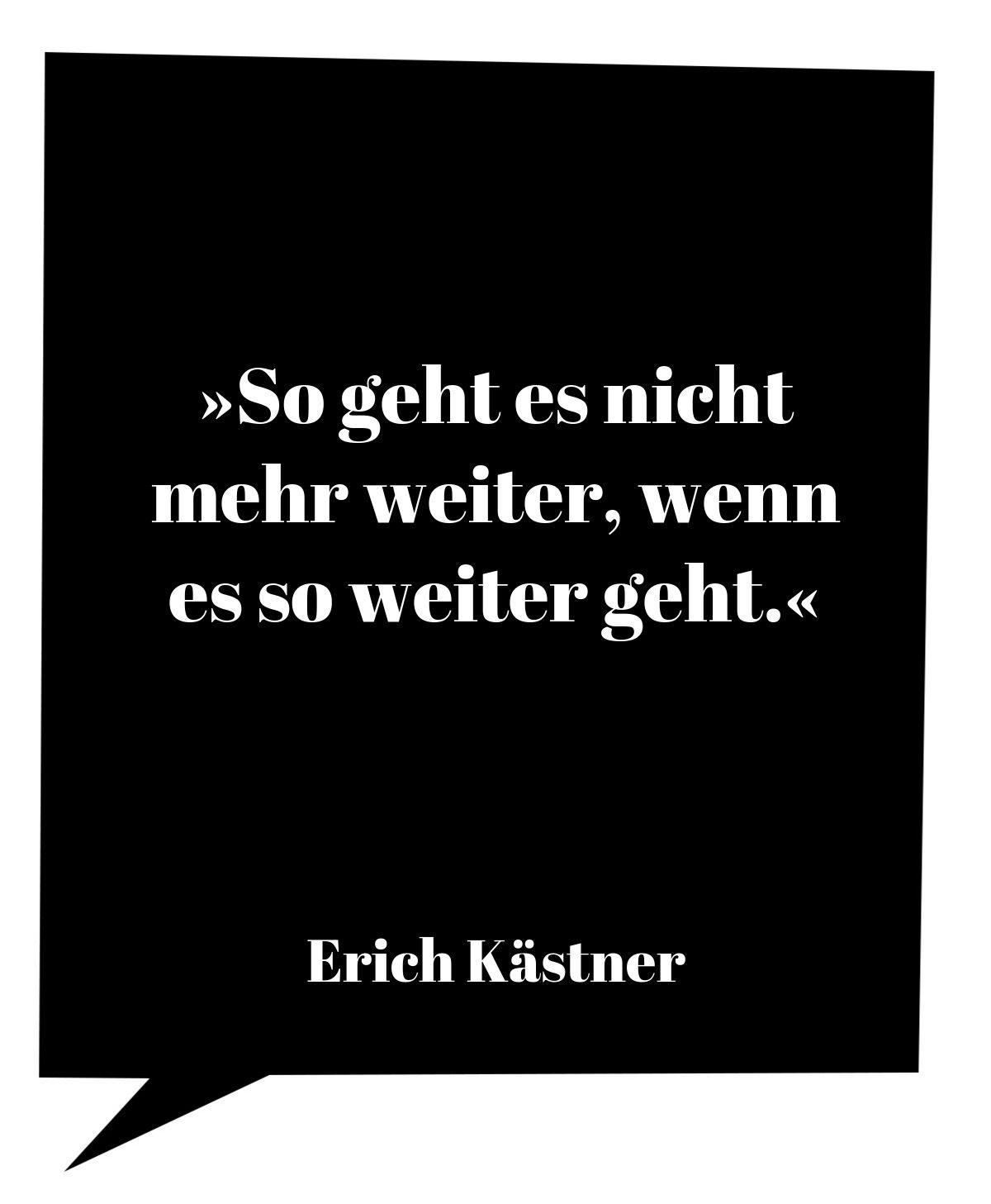Kästner | deutsch | Pinterest | Punkt, Erich kästner und Sprüche