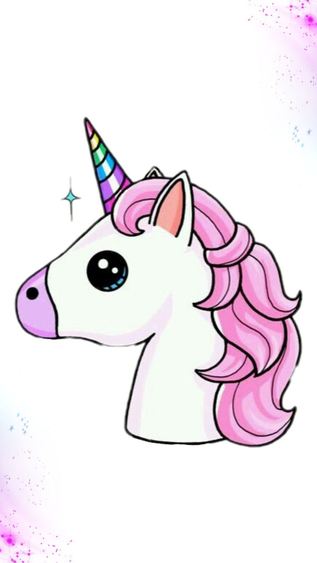 Pin By נוי שלם On Noy With Images Unicorn Wallpaper Cute