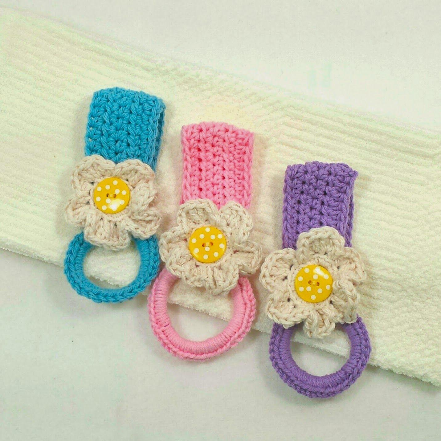 Daisy Towel Holder | Future sewing | Pinterest | Handtuchhalter