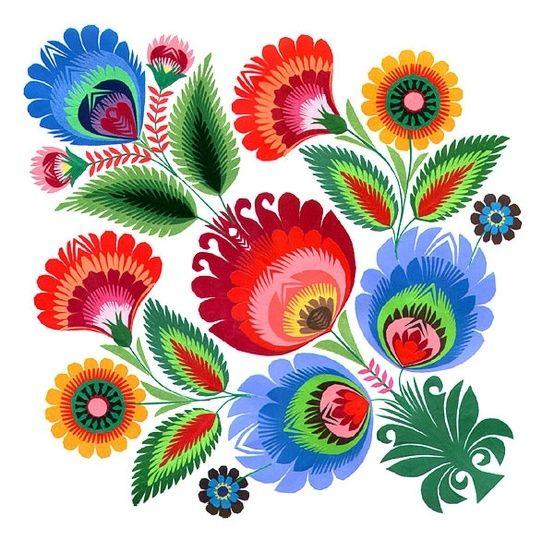 Traditional Polish papercutting by cornelia | паттерны | Pinterest ...