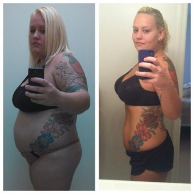 72 lbs in six months... yep it is possible | MyFitnessPal.com