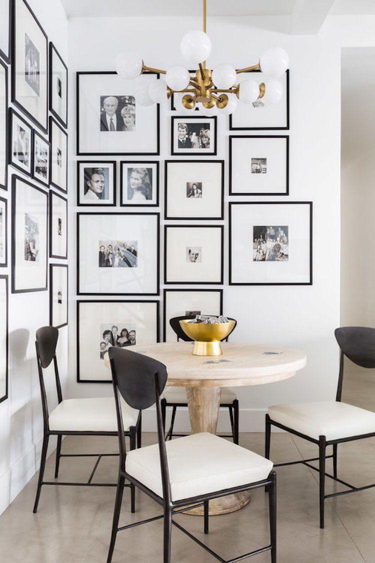 Visite Deco Le Style Chalet Blanc Par Nicole Davis Cadre Photo