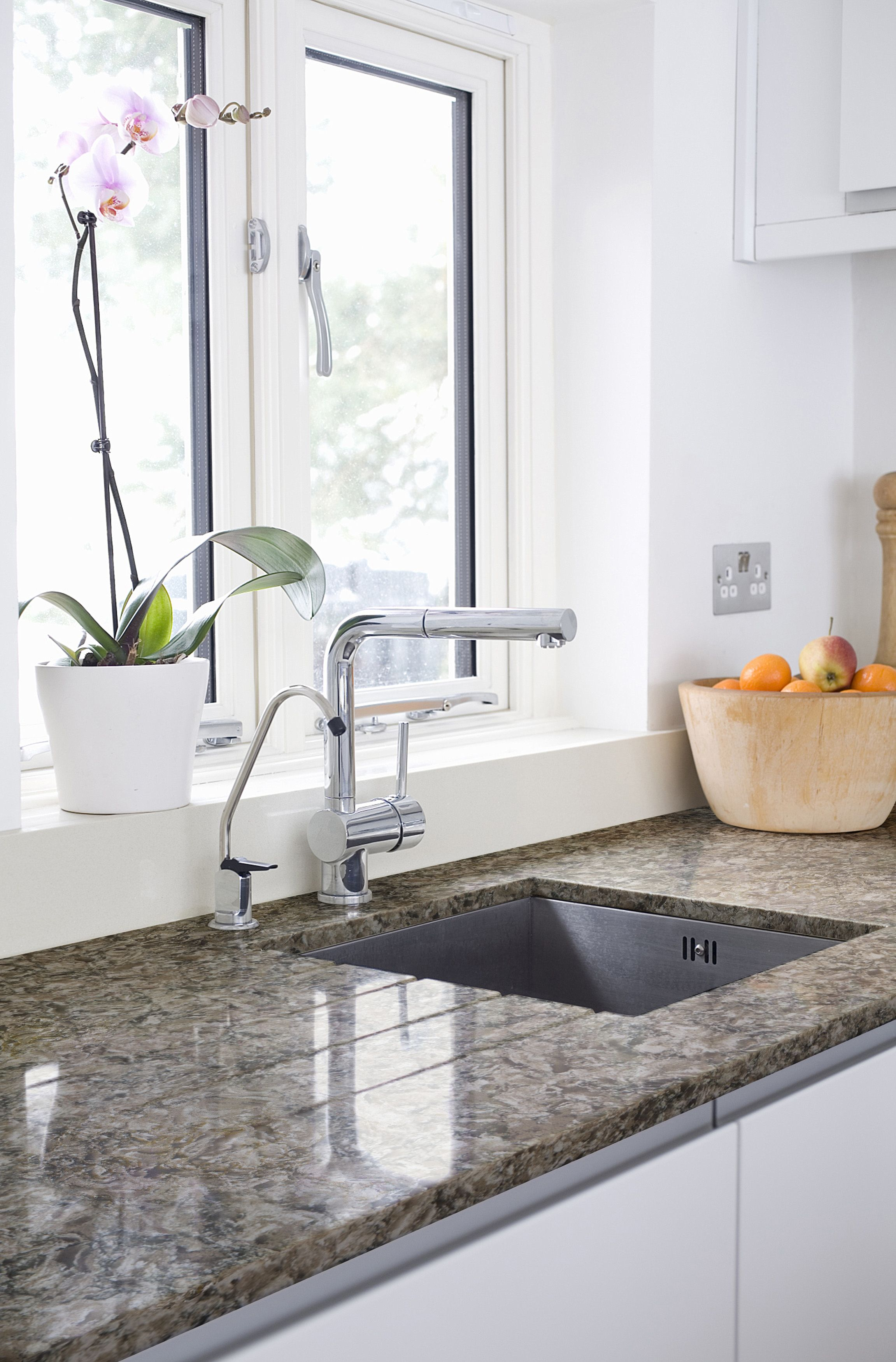 Amazing Types Of Kitchen Countertops   Granite, Corian, Laminate, Marble   Pros And  Cons