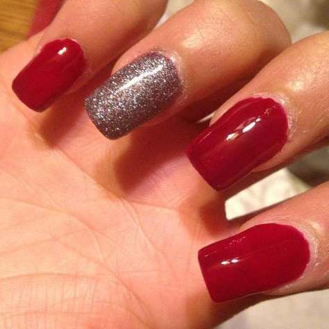 pretty red nail designs 2019  red nails red nail designs