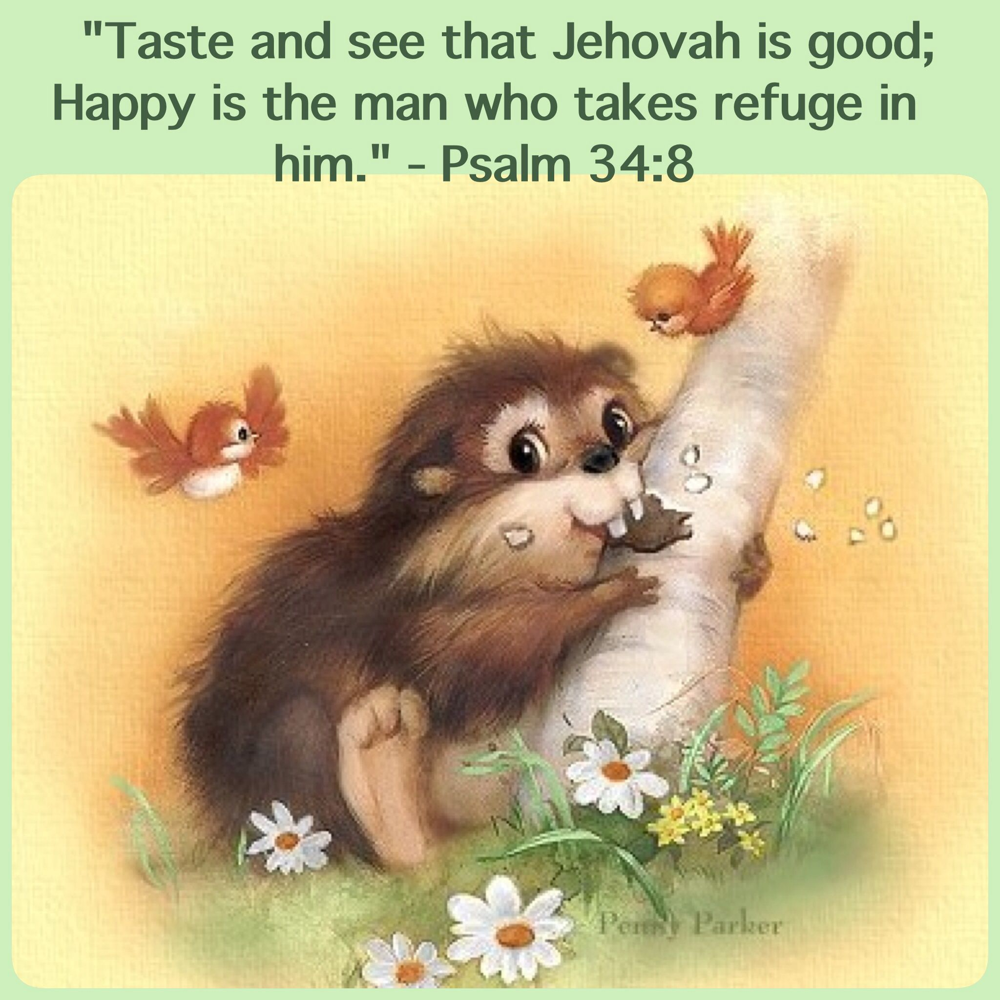 This has to be a personal effort. For me to appreciate Jehovah, I must taste for myself, but for you to appreciate you must taste for yourself. Our tastes are different. But even the smallest nibble is enough for us to appreciate that Jehovah is wonderful. And that the best is yet to come! To learn more visit JW.org please.