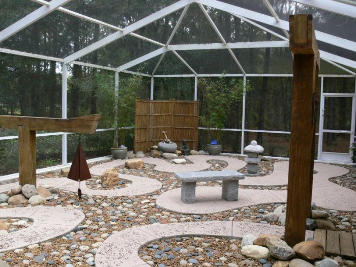 Google image result for for Japanese meditation garden design