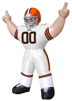 buy popular 40fc8 77183 Cleveland Browns Tiny Inflatable :: Cleveland Browns :: NFL ...