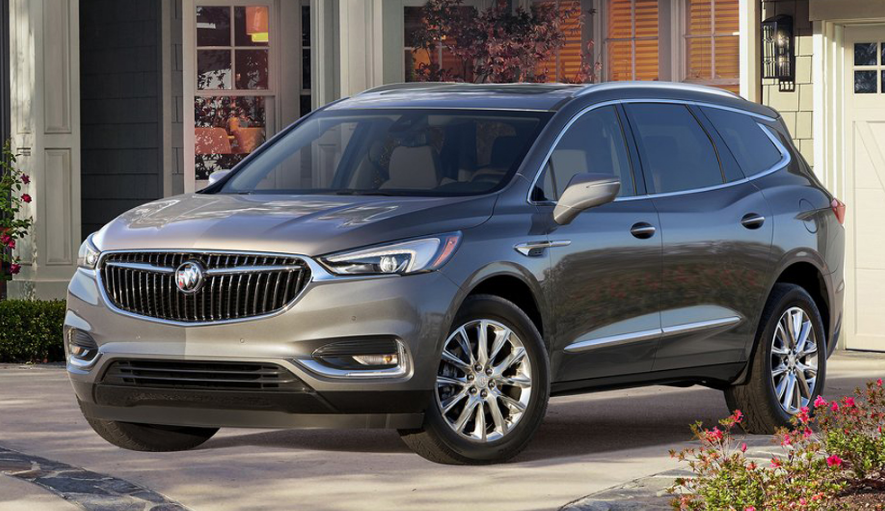 2020 Buick Enclave Engine Release Date Price In The Near Future The Auto Market Has Constrained Levels Of Competition To Su Buick Enclave Buick New Trucks