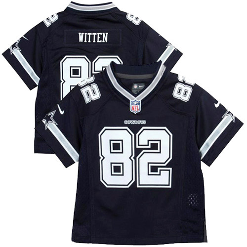 on sale ad702 81fd3 Nike Jason Witten Dallas Cowboys Infant Game Jersey – Navy ...