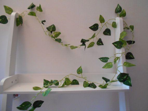best service ce893 3dc6a Ivy Leaf Fairy Lights 2m 4m Wedding Decorations String ...