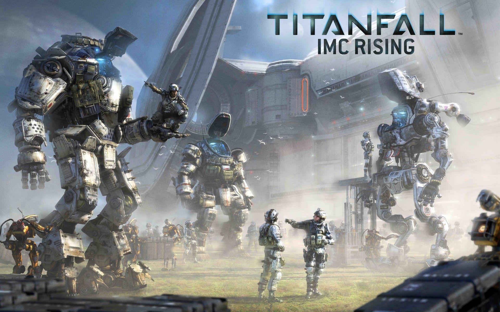 Как скачать игру titanfall на компьютер