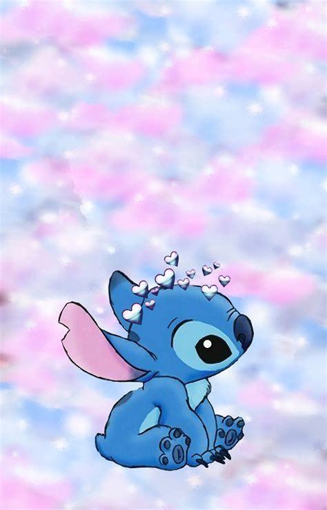 Aesthetic Stitch Disney Wallpapers - Wallpaper Cave