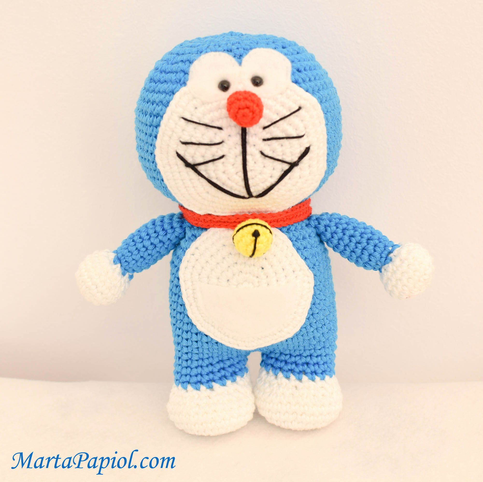 Doraemon amigurumi crochet | bordados | Pinterest | Gomitas, Bordado ...