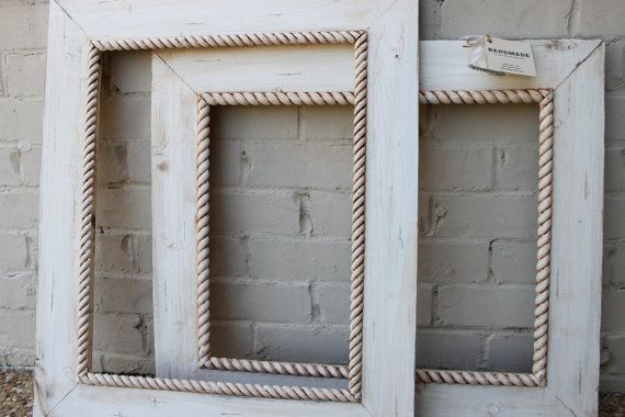 how to make a frame look weathered