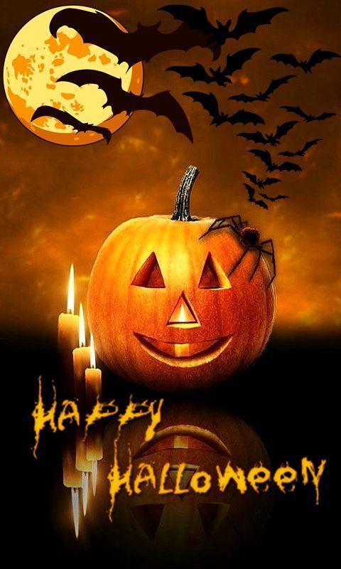 Halloween 2 Fonds D Ecran Gratuits Pour Ton Mobile Wallpapers Iphone Halloween Wallpaper