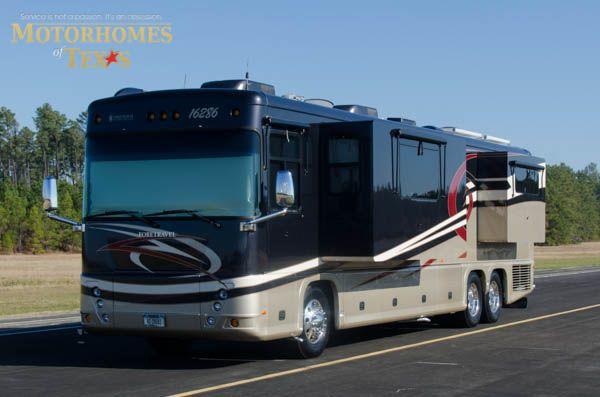 2008 Foretravel Nimbus 40 C1609 Motorhome Travel Fun Motorcoach