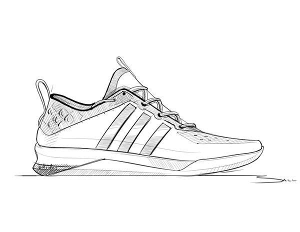 Pin by Haoyang Yu on sneakers design   Sneakers sketch