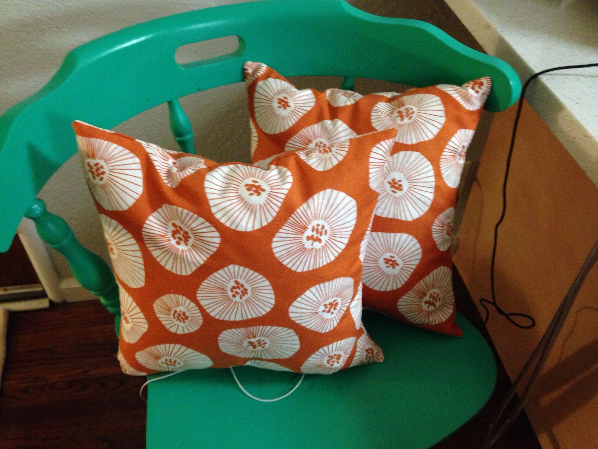 Lotta Jansdotter fabric- Moira In Apricot