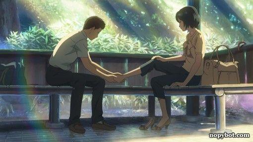 Gardenofwords02 Jardin De Las Palabras Anime Love Peliculas De Anime