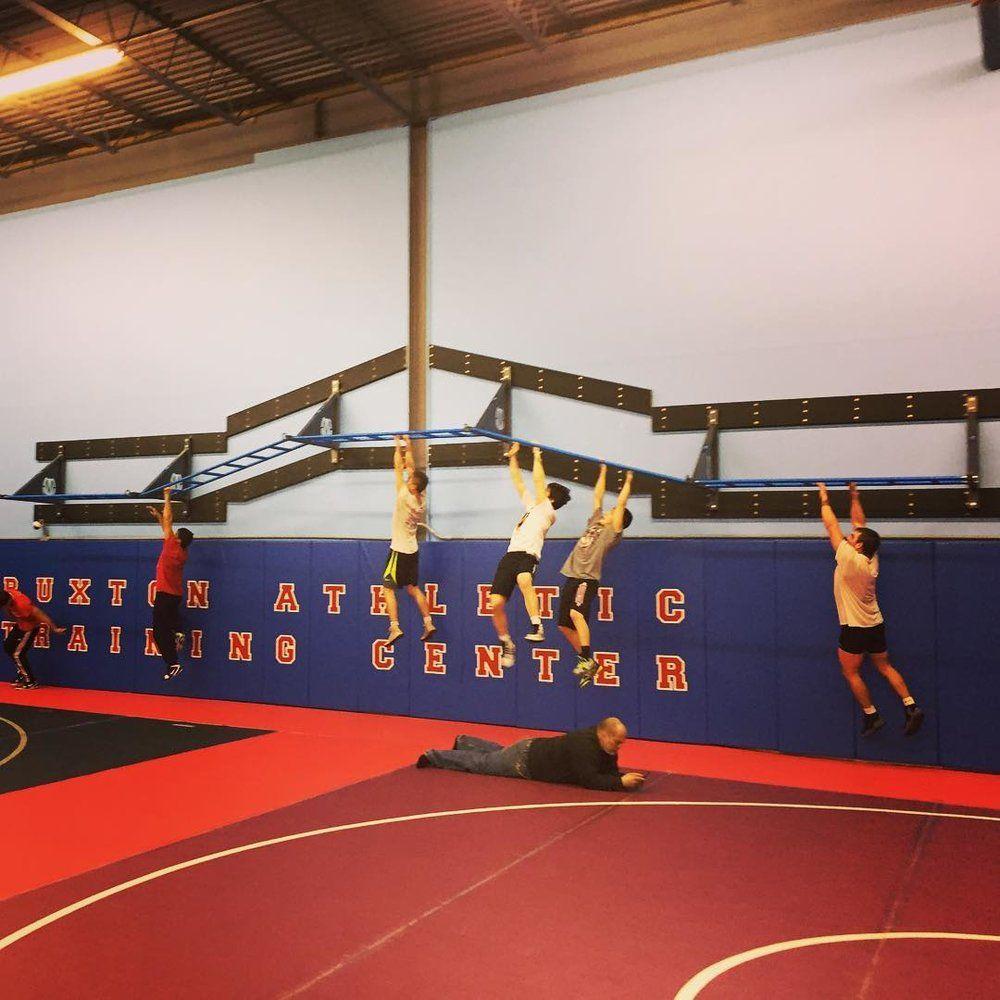 PullUp Bracket System & Options Gym setup, No equipment