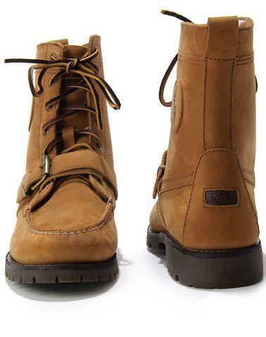 RANGER BOOT - Brown - POLO FOOTWEAR