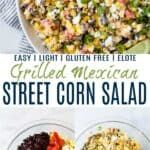 Easy Grilled Mexican Street Corn Salad Recipe