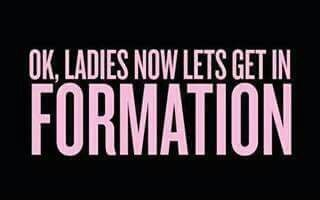 formation, ladies, and beyoncé image