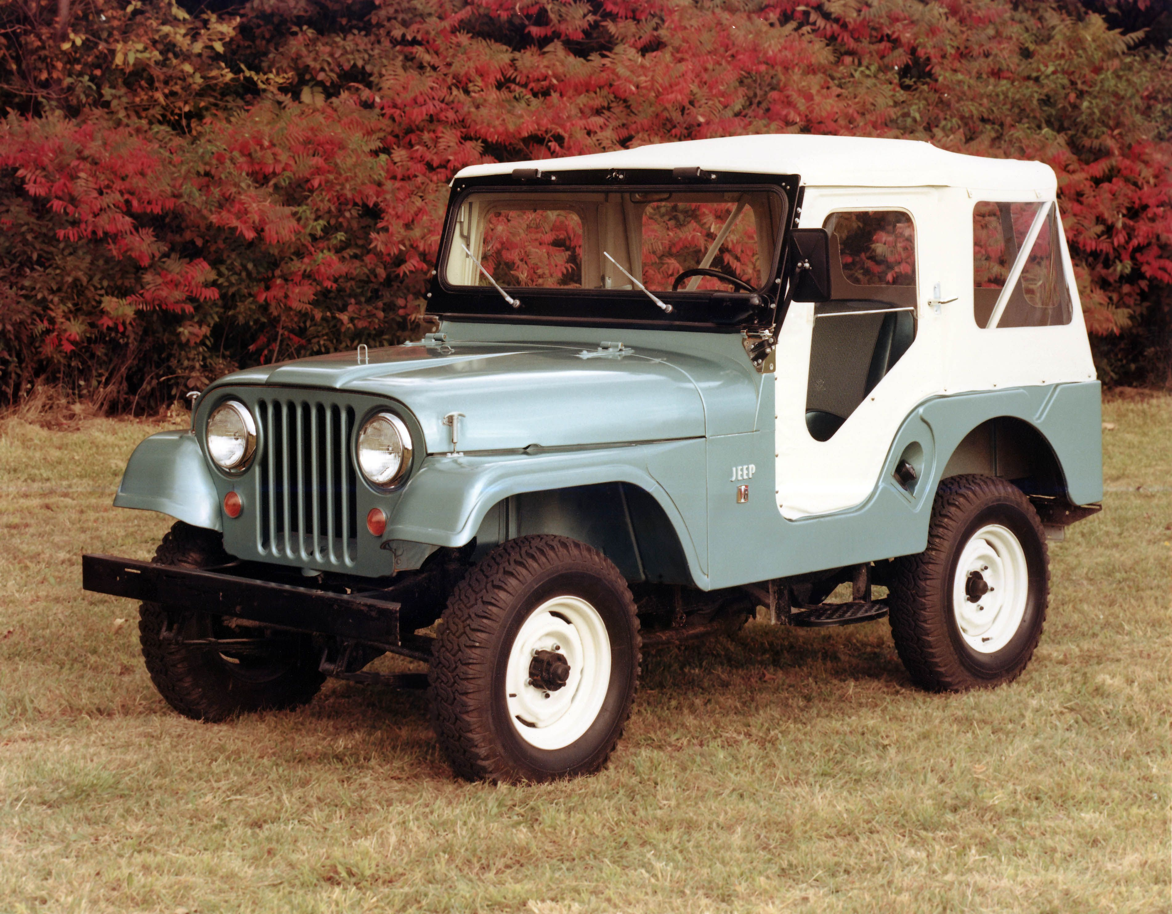 1971 jeep cj5 renegade [ 3805 x 2968 Pixel ]