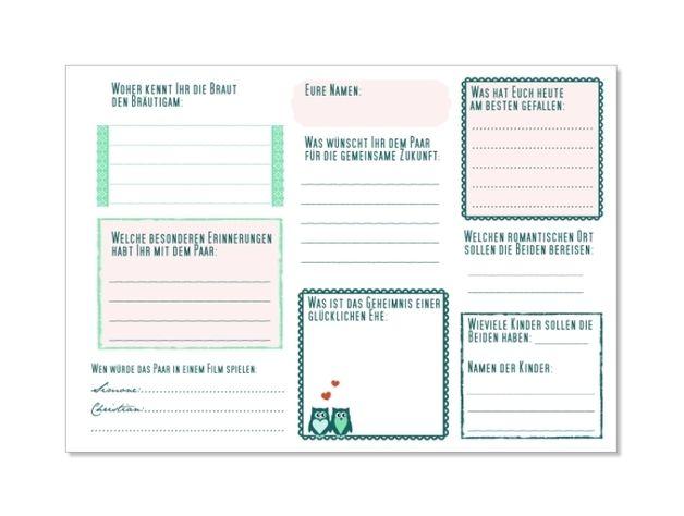 Hochzeitsgastebuch Gastebuch Shabby Mit Fragen An Die Gaste Pdf