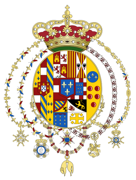 Coat of arms of the Kingdom of the Two Sicilies