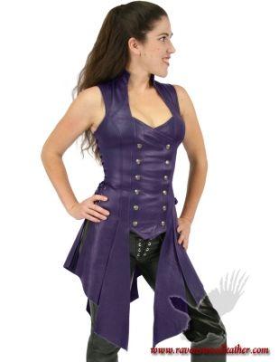7135534587 Assassin Lark Dress  ravenswoodleather