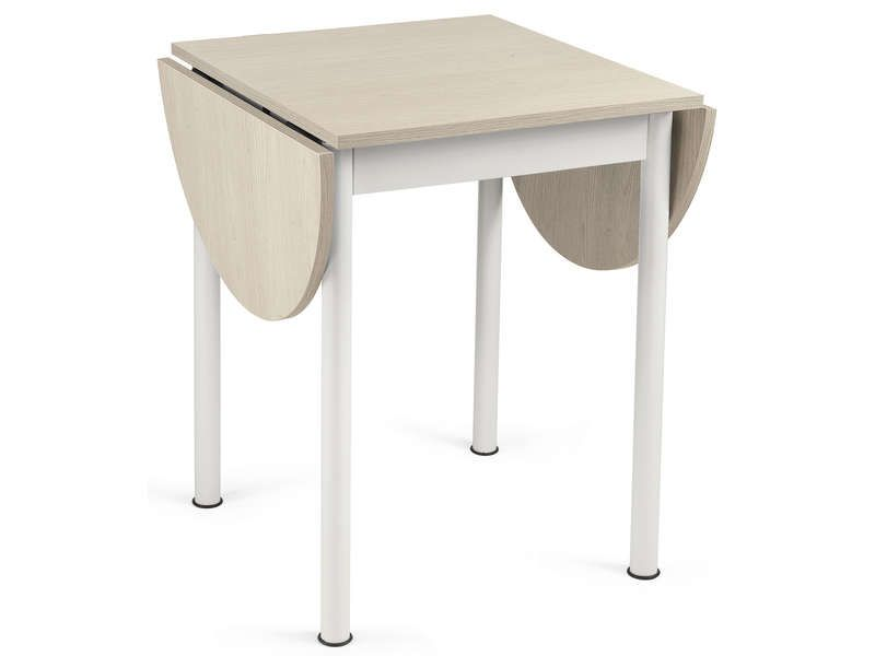 Table Carree Avec Allonge L115 Cm Max 648170 Mobilier De Salon