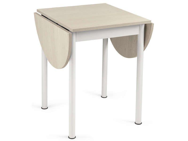 Table Carree Avec Allonge L115 Cm Max 648170 Mobilier De Salon Meuble Cuisine Conforama
