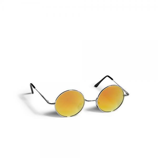 storlek 40 köp på nätet prestanda sportkläder Små runda solglasögon med spegel-lins från Happy Glasses. Linserna ...