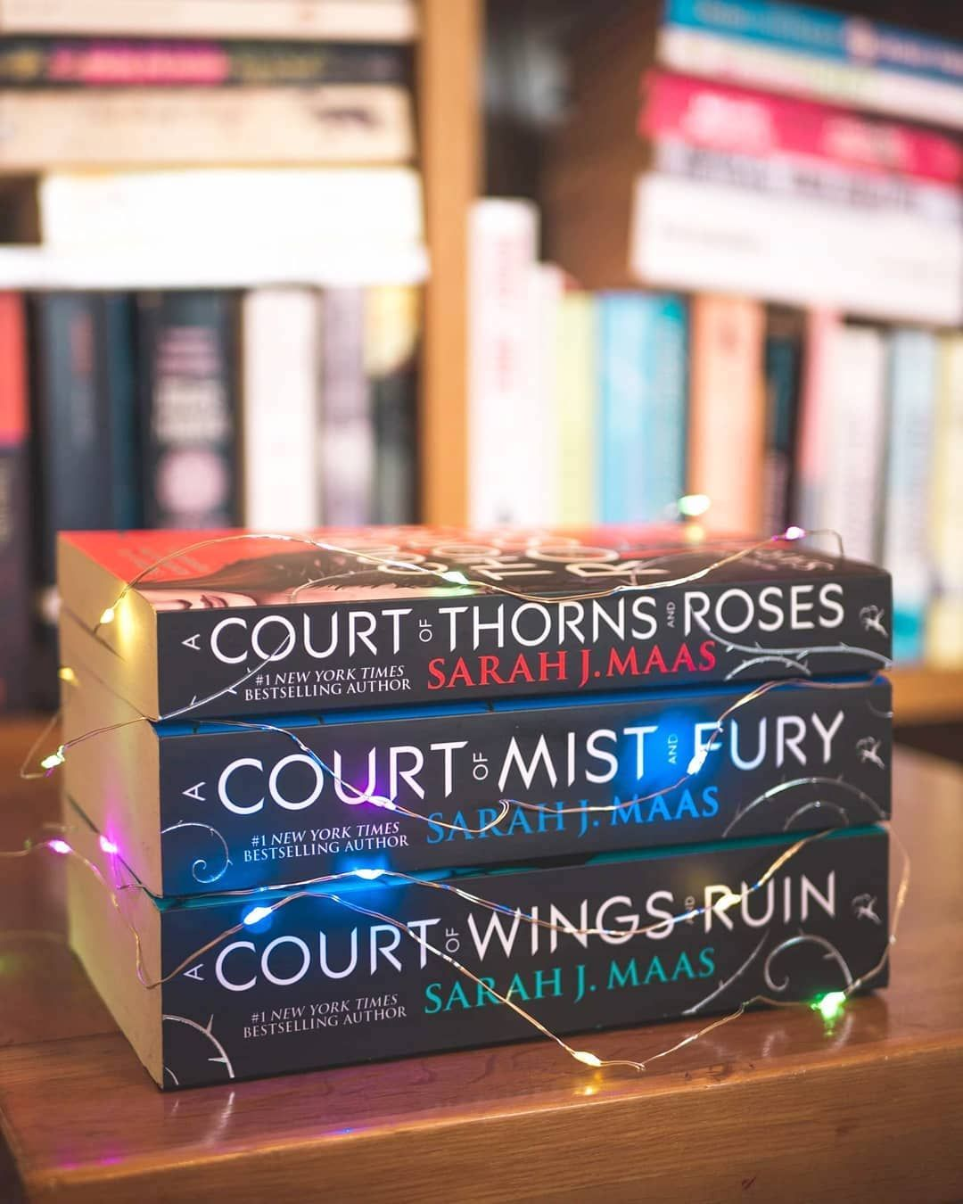 A Court Of Mist And Fury By Sarah J Maas 2016 The Brilliant