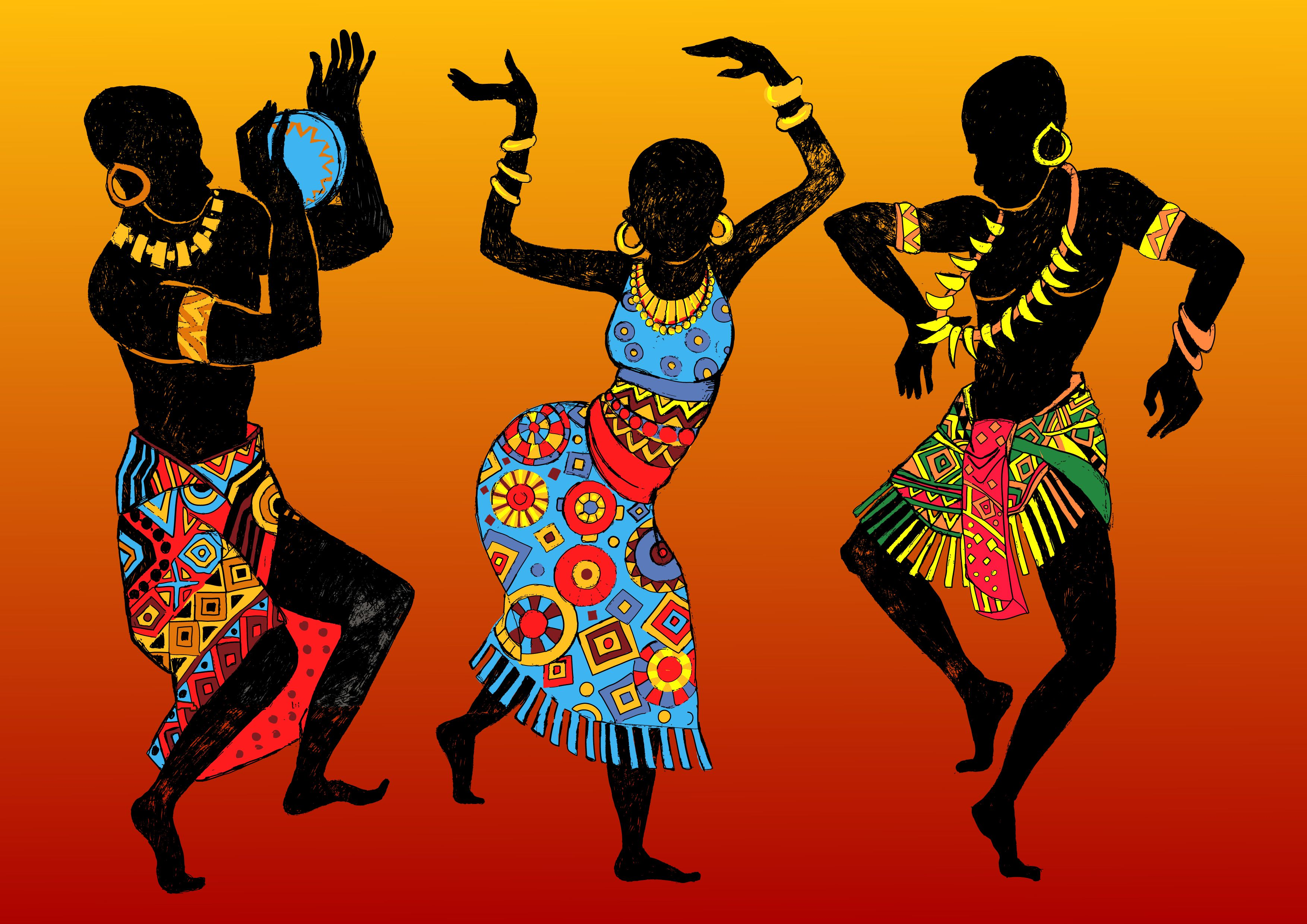 Want to enjoy a true West African experience? Listen to some