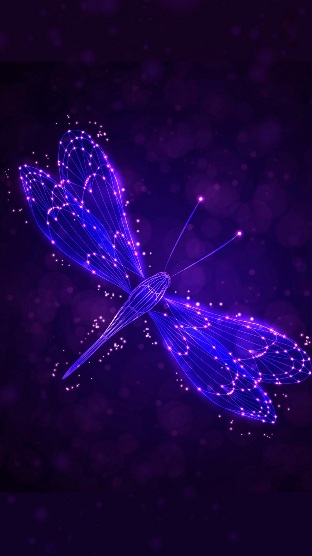 Pin By Ana Beatriz On Dragonflies Butterfly Wallpaper Backgr