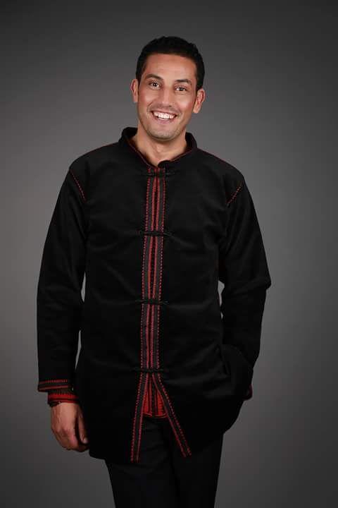 newest 8f3fa 72af2 jabador kaftan men morroco YOUSSEF ELJOUNDI | Men's fashion ...