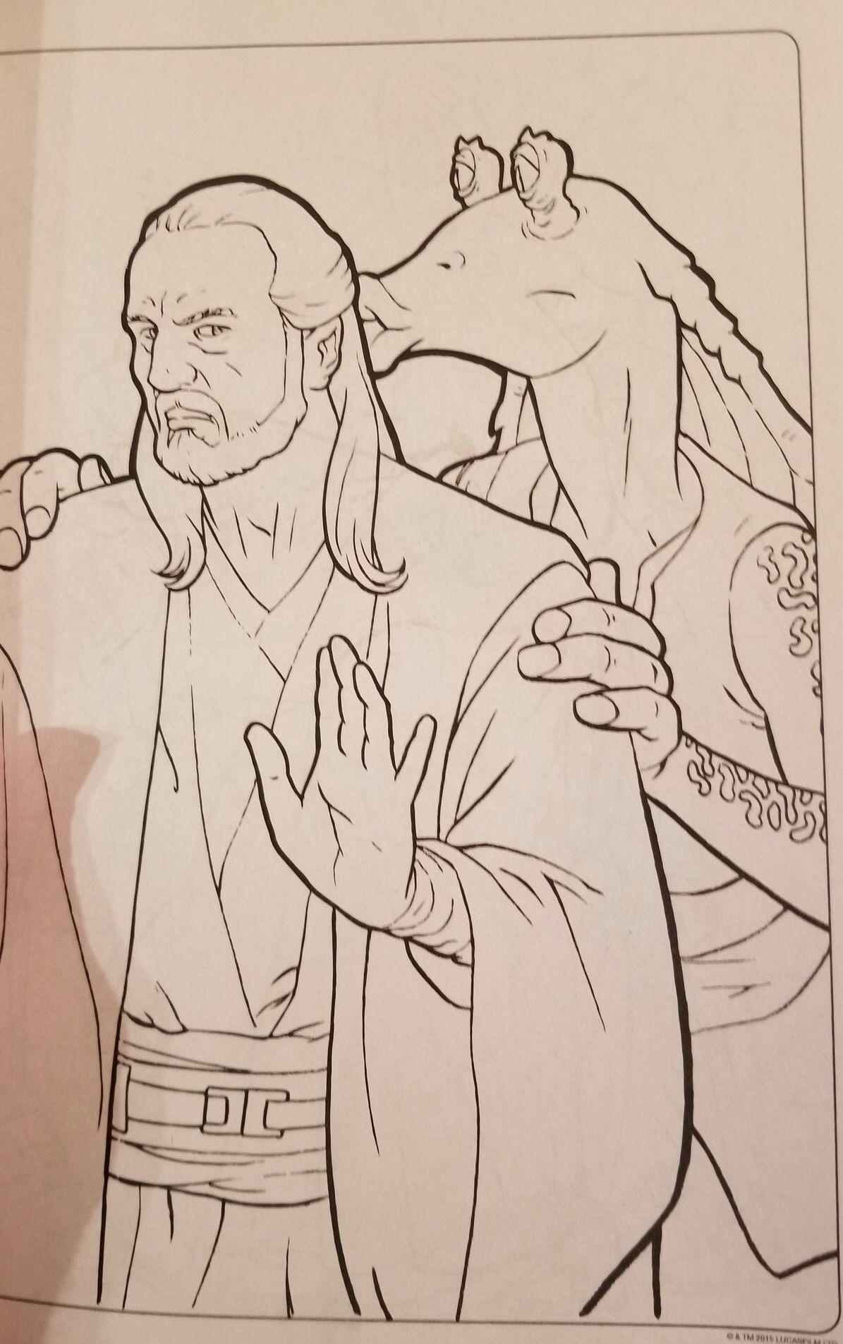 Jesus Being Tempted By Satan In The Desert Ad 29 Fakehistoryporn Slutsandguts Star Wars Humor Star Wars Nerd Star Wars Memes