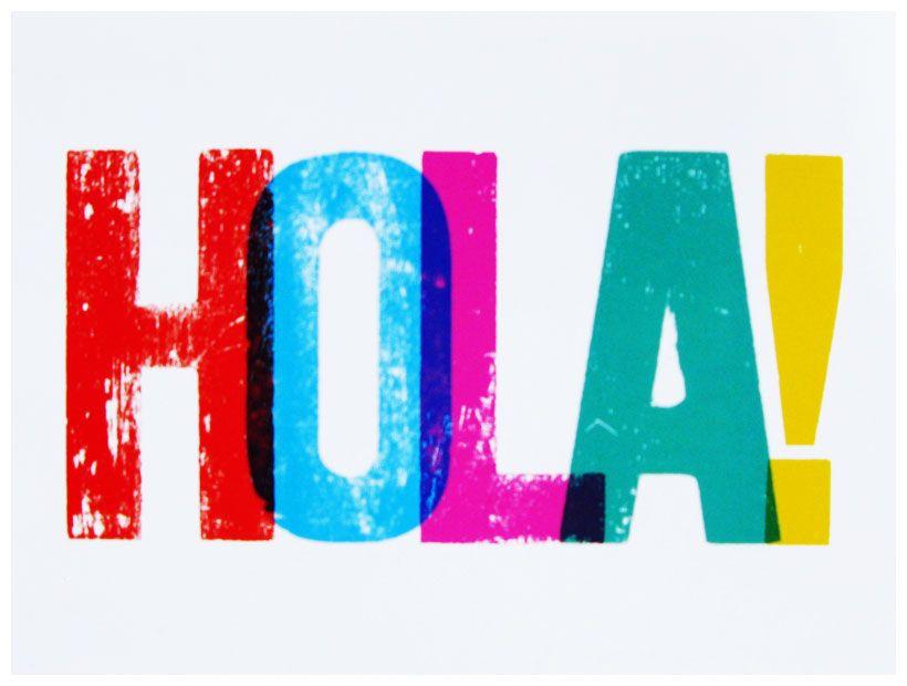 spanish clipart hola clipartfest clipartix mi margaritas si rh pinterest com halo clip art hola clipart free